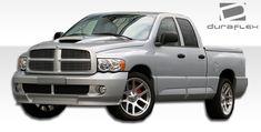 2002-2008 Dodge Ram 1500 2500 3500 Duraflex SRT Look Hood Dodge Ram 1500 Hemi, Dodge Hemi, Dodge Ram Bumper, Ram Trucks, Dodge Trucks, Plastic Trim, Truck Accessories, The Body Shop, Carbon Fiber