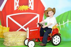 Shana Griffin Photography- He loves his Woody doll so we did this cowboy photo for him. Down On The Farm, Woody, Love Him, Baby Strollers, Things To Come, Dolls, Children, Photography, Baby Prams