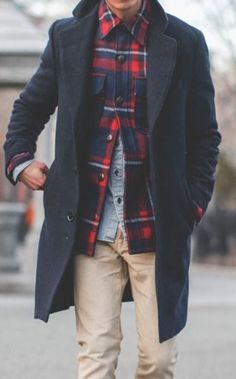 when it's cold out, layer up