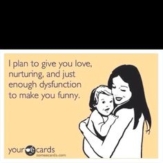 Sums up my parenting style perfectly!