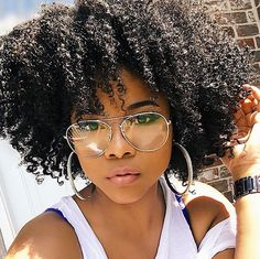 Brazilian Afro Wavy Curly Sew In Hair Extension Bundles Deal Natural Hair Inspiration, Natural Hair Tips, Natural Hair Journey, Natural Hair Styles, Natural Baby, Protective Hairstyles, Afro Hairstyles, Curly Haircuts, Hairdos