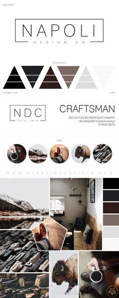 Masculine style. Men. Dark. Gray. Black. Winter. Businessman. Professional Business Branding by Designer Laine Napoli. Web Design, Logo, Mood Board, Brand Boards, and more.