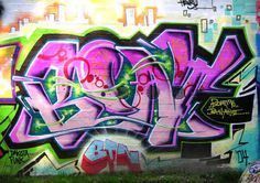 Graffiti Font, Street Art Graffiti, Urban Street Art, Wildstyle, Amazing Art, Awesome, Street Smart, Street Artists, Spray Painting