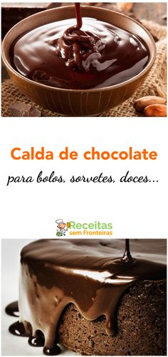 Sweet Life, Coco, Deserts, Fruit, Vegetables, Healthy, Chocolates, Cakes, Chocolate Icing Recipes
