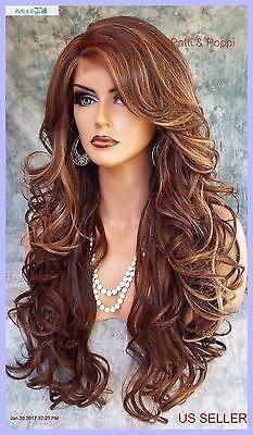 Princess Hairstyles: The 25 Most Charming Ideas for 2019 - Style My Hairs Princess Hairstyles, Wig Hairstyles, Hairstyles 2016, Ombre Hair Color, Layered Hair, Hair Dos, Gorgeous Hair, Hair Trends, Bridal Hair