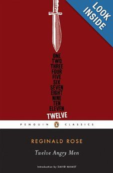 Twelve Angry Men By Reginald Rose  David Mamet  No  Marco  Twelve Angry Men By Reginald Rose  David Mamet  No  Marco  Books  Penguin Books Penguin Classics