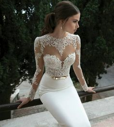 Custom Made Wedding Dresses by CaraBridal