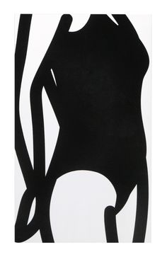 Julian Opie, 'This is Monique (Flocking) 19,' 2004, Opera Gallery