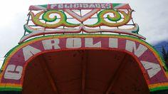 """En esa época, Xochimilco era nombrado """"lugar de Jardines Flotantes"""" porque sus chinampas siempre estaban llenas de flores, por lo tanto las portadas eran enfloradas cada dos o tercer día a la semana. Los nombres de Lupita, Margarita o Juanita fueron colocados a petición de los catrines para festejar alguien con ese nombre o simplemente para engalanar el nombre de alguna de sus prometidas o novias."""