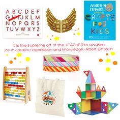 best teacher gifts!  www.treehousekidandcraft.com