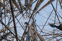Doug + Mike Starn: Big Bambú - News - Domus
