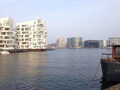 Copenhagen South harbour