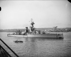 The old World war I battleship HMS Centurion had been reclassified as a convoy escort ship and was at the centre of Operation Vigorous.