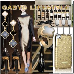 """GabyG on Fri, Feb 15th, Daytime."" by gabyg on Polyvore"