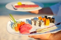 Gourmet Inclusive cuisine, www.karismahotels.com