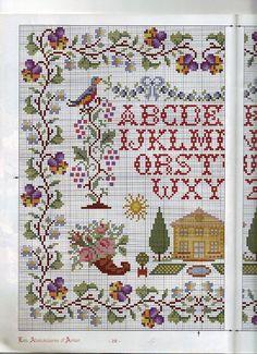 (2) Gallery.ru / Foto # 6 - SAMPLER - lindyhoper