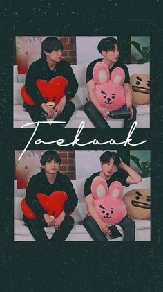 ❤️ Helloo V and Jk are so precious keep them and love them plss hehe. I really love this two also their whole squaa called BTS! Bts Taehyung, Kookie Bts, Bts Bangtan Boy, Bts Boys, Bts Girl, Taekook, Love Is, I Love Bts, Foto Bts