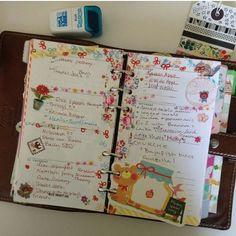 Agenda filofax super cute
