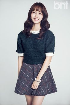 awesome Kim So Hyun for bnt International, December 2014