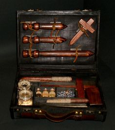 Phineas J Legheart™ Vampire Killing/Hunter/Slayer Kit antique style (Historian) | eBay