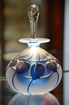 Blue Ivy Perfume Bottle