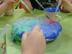 Zábavný pokus pre deti - záhada šumiaceho ľadu - Aktivity pre deti, pracovné listy, online testy a iné Experiment, Pudding, Desserts, Tailgate Desserts, Deserts, Custard Pudding, Puddings, Postres, Dessert
