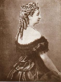 The Missing Empress Eugenie Crown