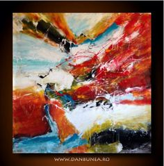 Beyond the greatest expectations 150x150cm or 60x60in by danbunea, $1199.00, www.danbunea.ro