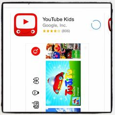 The Library Voice: Great New YouTube App Just For Kids!
