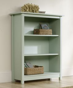 Take a look at this Rainwater Cottage Bookcase on zulily today!