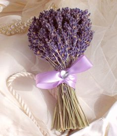 We have designed these lavender bouquets for your fragrant lavende wedding. We have a bouquet for the bride and bridesmaids made of beautiful indigo blue dried lavender flowers. Purple Bouquets, Lavender Bouquet, Lavender Garden, Lavender Flowers, Bride Bouquets, Lavender Fields, Bridesmaid Bouquet, Pretty Flowers, Bridesmaids