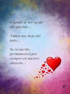 Condolences Quotes, Condolence Messages, Birthday In Heaven, Frases Love, Memorial Stones, Love Phrases, You Lost Me, Birthday Messages, Spanish Quotes