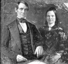 President Abraham and wife Mary Ann Lincoln (née Todd); December 1818 – July was the wife of the sixteenth President of the United States, Abraham Lincoln, and was First Lady of the United States from 1861 to of the United States From Pin Board Greatest Presidents, American Presidents, Us Presidents, Abraham Lincoln Family, Mary Todd Lincoln, American Revolutionary War, American Civil War, American History, Presidential History