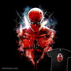 Spiders Are Amazing Throw Pillows Spiderman, Batman, Geek Shirts, Marvel Comics, Deadpool, Pop Culture, Original Artwork, Geek Stuff, Comic Books