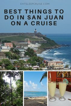 Best Things to Do in Puerto Rico on a Cruise- check out our list ranging from exploring Old San Juan to hiking the rainforest!