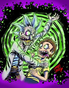 Amazing Unique Rick And Morty Retro Poster Rick And Morty Stuff Rick And Morty Time, Rick And Morty Quotes, Ricky And Morty, Rick And Morty Poster, Simpson Wallpaper Iphone, Iphone Wallpaper, Weed Wallpaper, Cartoon Posters, Arte Horror