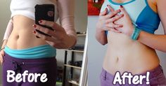 Get Rid Of Your Belly Fat Fast With This Amazing Slimming Drink! - Slim And Fit