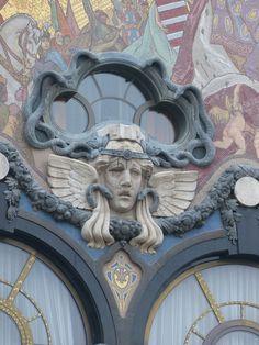 Art Nouveau Architecture 31