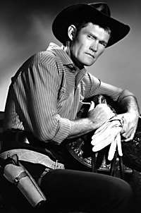 Branded - What Do You Do When You're Branded, And You Know You're A Man? Chuck Conners love me some rifleman, would love to have a gun like his too