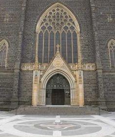 St. Patrick's Cathedral of Melbourne http://www.pilgrim-info.com/australia/st-patricks-cathedral-melbourne-australia/