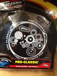 A Frisbee sent by the Time Lords as an attempt to communicate with this level 5 planet's populace.