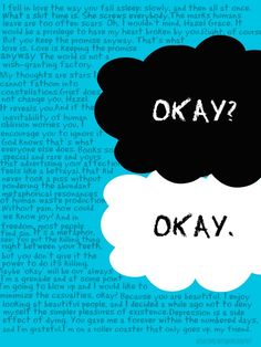 """Quotes from """"The Fault In Our Stars"""" by John Green #TFIOS #quotes #fanart"""