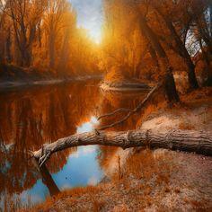 Осень в России. - 96 фото. Фотографии игорь варакин.
