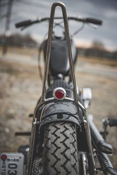1976 Harley Davidson Shovelhead #TheGasBox