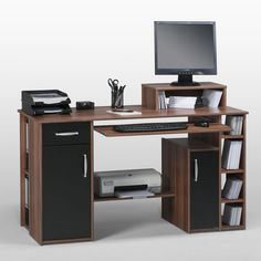 Awesome DIY #Computer #Desk Plans, That Really Work For Your #Home Office