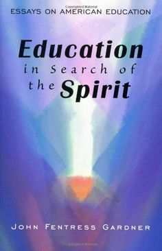 """The premise of this book is that a human being is a being of body, soul, and spirit, whose core is """"eternal spirit,"""" from which center one should strive to live. From this perspective, the aim of true education is to help our children activate this deepest center in themselves. For this, living, intuitive thinking must be brought to life in a new way. The organ for such thinking is the heart, where will and feeling join in uniting self and world, morality and truth, love and action."""