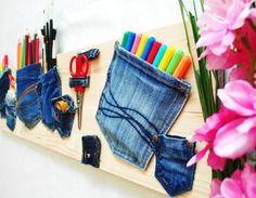 Jeans Organizer Holz,Regal,Schreibtisch,Arbeitszimmer,Regale,Schreibtischlösung,Jugendzimmer,Stoffe,Holzbrett,Organizer