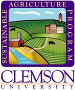 Clemson University organic farm tour, April 14