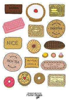 Biscuits! I need a print of this in my house!