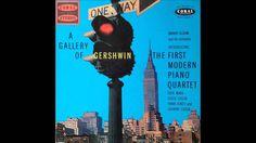 """Manny Albam """"Gallery Of Gershwin"""" 1958 STEREO FULL ALBUM Hank Jones 1st ..."""
